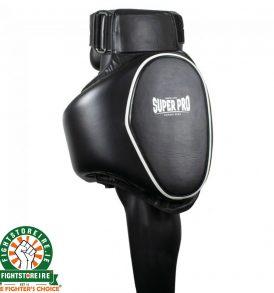 Super Pro Combat Gear Thigh Pads - Black
