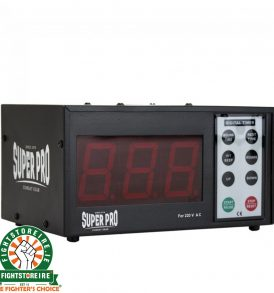 Super Pro Gym Timer - Black