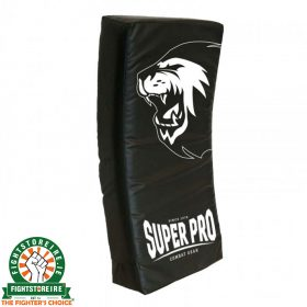 Super Pro Heavy Curved Punch/Kicking Shield - Black