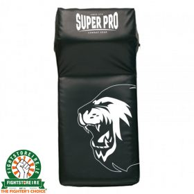 Super Pro Kicking Shield With Corner - Black