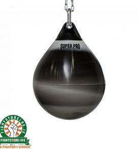 Super Pro Premium Waterpro Punchbag - Black