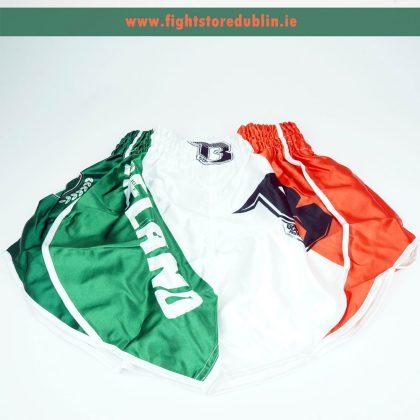 Booster Irish Muay Thai Shorts - Limited Edition