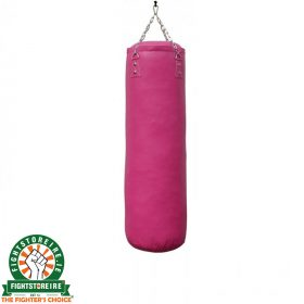 FSi Deluxe 4ft Punch Bag - Pink | Fightstore IRE - The Fighter's Choice!