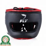 Fly Superbar Head Guard - Black/Red