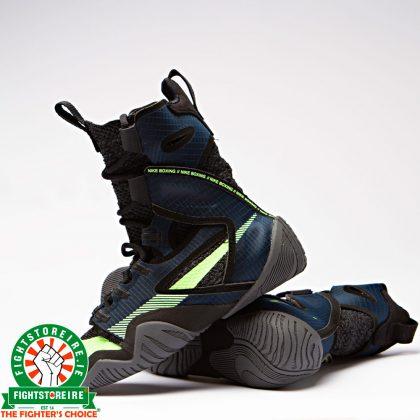 Nike Hyper KO 2 Boxing Boots - Black