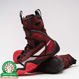 Nike Hyper KO 2 Boxing Boots - Red