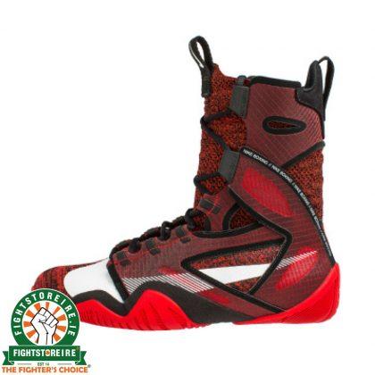 Nike Hyper KO 2 Boxing Boots - Red/Black/Red Orbit
