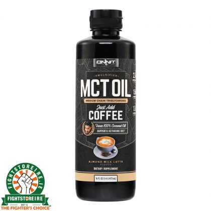 Onnit Emulsified MCT Oil - Almond Milk Latte 16oz