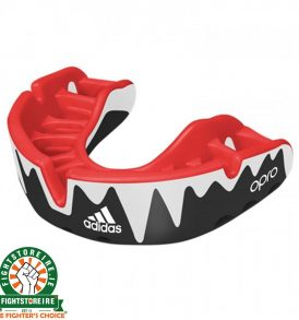 Adidas Gen4 Mouthguard Platinum Edition - Red/Black/White