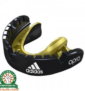 Adidas Gen4 Mouthguard for Braces - Black
