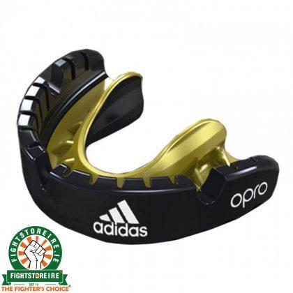 Adidas Gen4 Mouthguard for Braces - Black