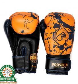 Booster Marble Orange Kids Boxing Gloves