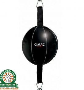 Cimac Double End Speed Bag - Black