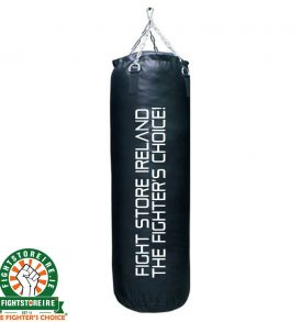 Fightstore Classic Punch Bag - Black