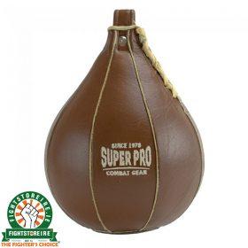 Super Pro Vintage leather Speedball - Brown