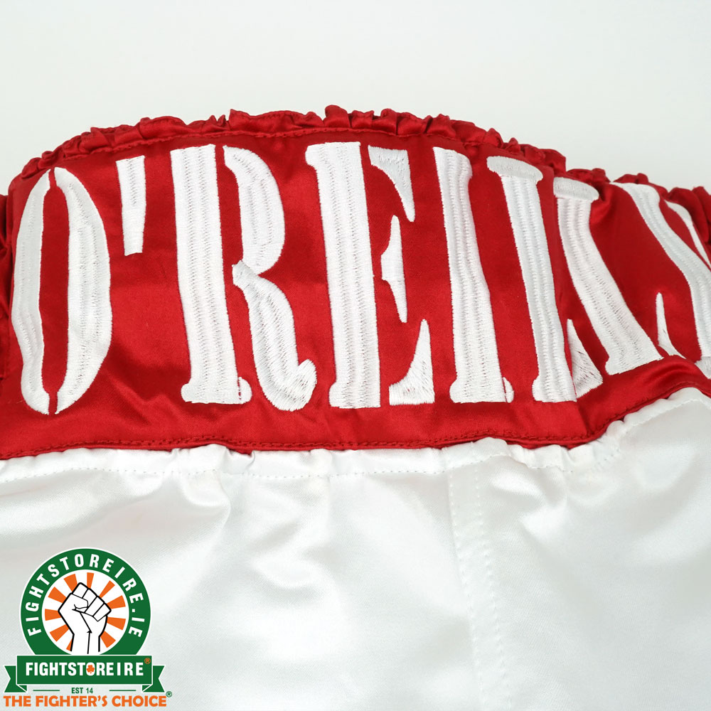 Aaron O'Reilly - Custom Boxing Shorts