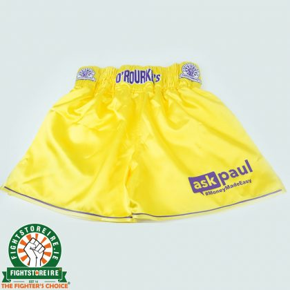 Tony Browne - Custom Boxing Shorts