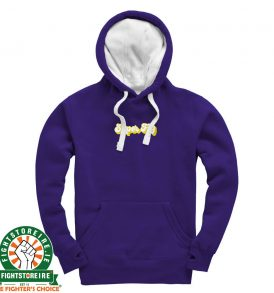 Fightstore x Super Fly Heavyweight Premium Hoodie - Purple