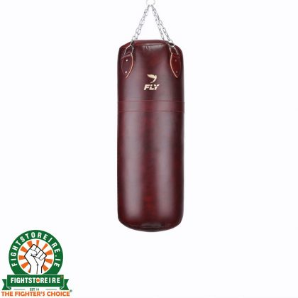 Fly 3ft Boxing Bag - Leather