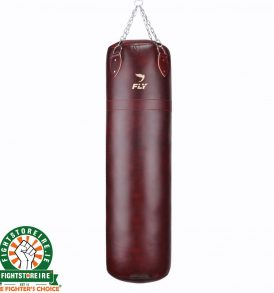 Fly 5ft Boxing Bag - Leather