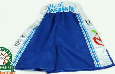 Ryan O'Rourke - Custom Boxing Shorts