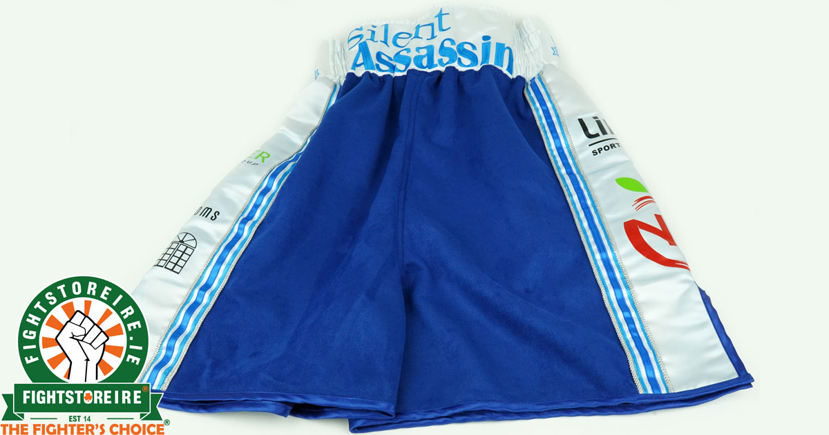 Ryan O'Rourke – Custom Boxing Shorts