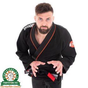 Tatami Bushido Jiu Jitsu Gi - Black