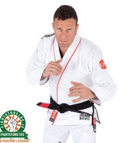 Tatami Bushido Jiu Jitsu Gi - White