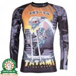 Tatami Cyber Honey Badger Rash Guard - Long Sleeve