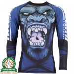 Tatami Gorilla Smash Rash Guard - Long Sleeve