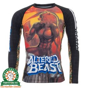 Tatami Sega Altered Beast Rash Guard - Long Sleeve