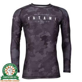 Tatami Stealth Long Sleeve Rash Guard