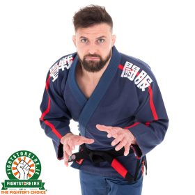 Tatami Super Jiu Jitsu Gi - Navy