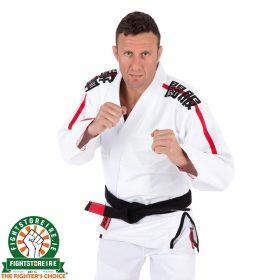 Tatami Super Jiu Jitsu Gi - White