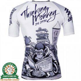 Tatami Thinker Monkey Rashguard - Short Sleeve