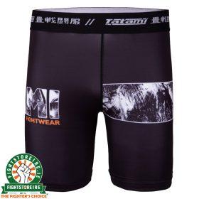 Tatami Tropic Black Vale Tudo Shorts