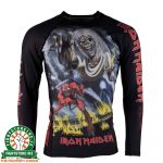Tatami x Iron Maiden Number of the Beast - Long Sleeve