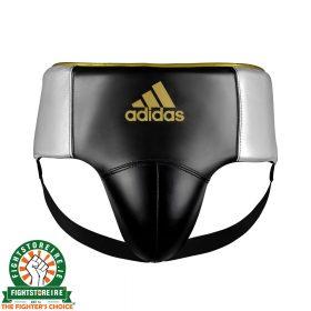 Adidas AdiStar Pro Groin Guard Metallic - Black/Gold