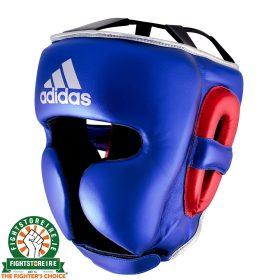 Adidas adiStar Pro Headguard Metallic - Blue
