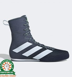 Adidas Box Hog 3 Boxing Boots Legacy Blue