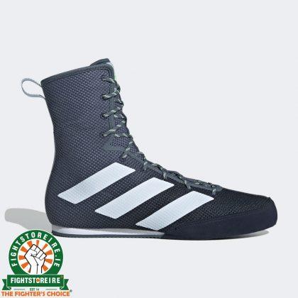 Adidas Box Hog 3 Boxing Boots Legacy Blue
