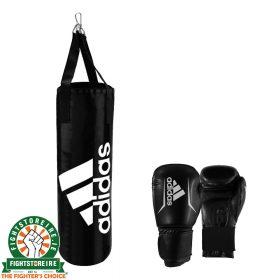 Adidas Kids Boxing Bag & Gloves
