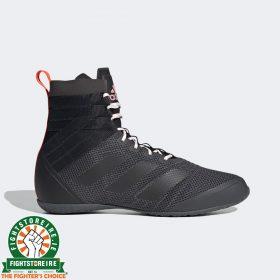 Adidas Speedex 18 Boxing Boots - Black/Red