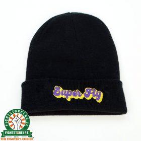 Fightstore x Super Fly Beanie - Black