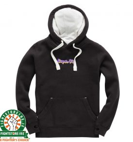Fightstore x Super Fly Heavyweight Premium Hoodie - Black