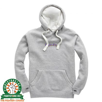 Fightstore x Super Fly Heavyweight Premium Hoodie - Grey