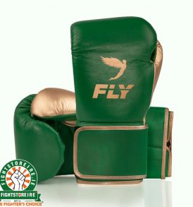 Fly Superloop X Training Gloves - Green Gold