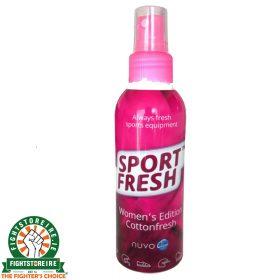 Nuvo Sport Fresh Equipment Cleaner - 150ml (Women's Edition Cotton-fresh)