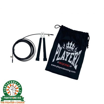 Playerz Boxing Adjustable Wire Speed Skipping Rope