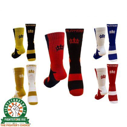 Playerz Boxing Sports Socks - Kids & Adults